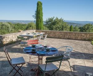 B&B La Bastide Desmagnans, Bed & Breakfast  Lacoste - big - 10