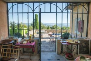 B&B La Bastide Desmagnans, Bed & Breakfast  Lacoste - big - 12