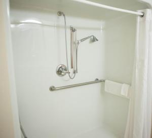 Queen Room - Disability Access with Roll-in Shower