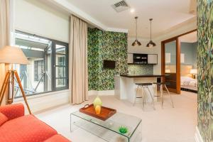 Inner city spacious one bedroom apartment, Appartamenti  Auckland - big - 7