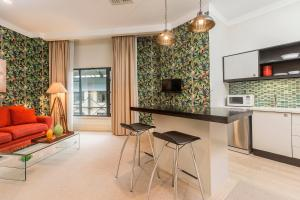 Inner city spacious one bedroom apartment, Appartamenti  Auckland - big - 5