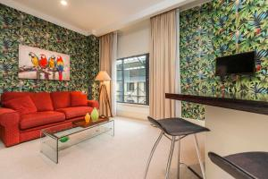Inner city spacious one bedroom apartment, Appartamenti  Auckland - big - 1