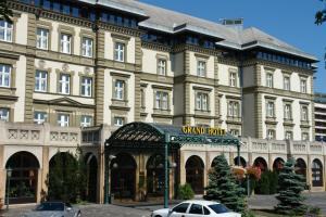Danubius Grand Hotel Margitsziget, Hotely  Budapešť - big - 9