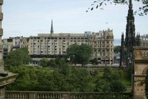 Hotel Mercure Edinburgh City - Princes Street Hotel, Edimburgo