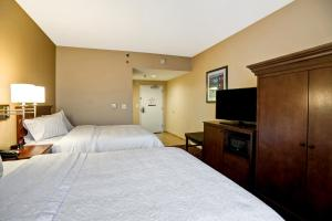 Queen Room with Two Queen Beds - Hearing Accessible - Non Smoking