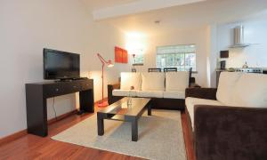 Warmly decorated apartment in Condesa