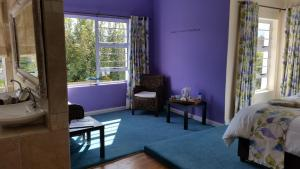 Double Suite with Mountain View - Lavender