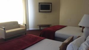 Deluxe Double Room with Two Double Beds - City View