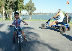 DC on the Lake, Holiday parks  Mulwala - big - 147