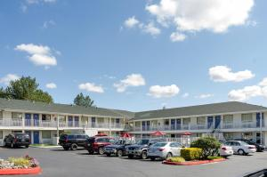 Motel 6 Tacoma South, Hotels  Tacoma - big - 57