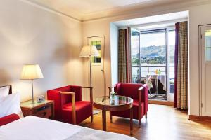 Superior Double Room with Lake View - incl. ZurichCARD