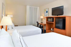 Fairfield Inn and Suites by Marriott Elk Grove, Hotely  Elk Grove - big - 3