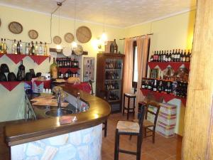 A Taverna Intru U Vicu, Bed and Breakfasts  Belmonte Calabro - big - 63