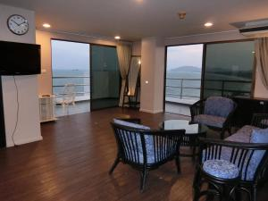 Sea View Hua Hin by G, Apartmanok  Huahin - big - 4