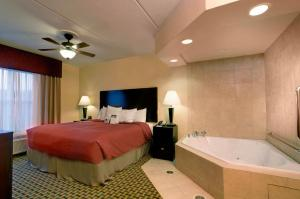 One-Bedroom King Suite with Whirlpool - Non-Smoking