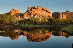 The Boulders Resort & Spa, Curio Collection by Hilton, Resorts  Scottsdale - big - 25