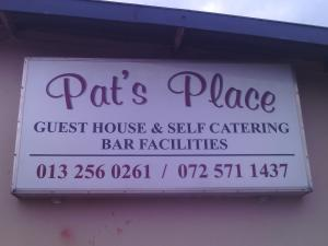Pat's Place, Penziony  Machadodorp - big - 50