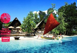 Ratua Private Island: Accommodatie in hotels Luganville - Hotels