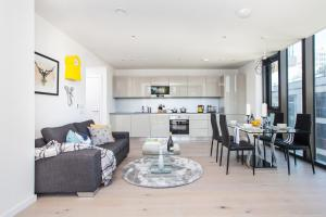 Central London Luxury Apartment, Londra