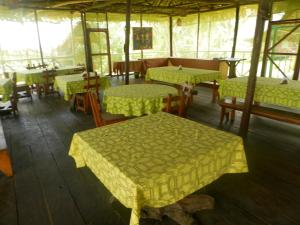 Amazon Eco Tours & Lodge, Hostelek  Santa Teresa - big - 41