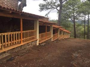 Chalet (6 Adults) with Terrace