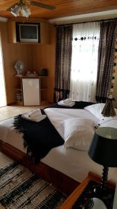 Double Room with Balcony and full sea view - Leopard Room