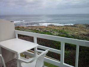 Deluxe Double Room with Balcony and full Sea View - Africa Room