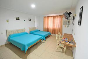 Double Room with Two Double Beds (4 Adults)