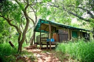 Tent - Tholo Tented Camp