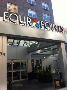 Hotel Four Points by Sheraton Manhattan SoHo Village, New York