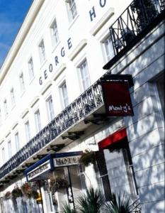 The George Hotel & Monty's in Cheltenham, Gloucestershire, England