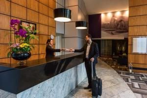 Mercure BH Savassi, Hotels  Belo Horizonte - big - 25