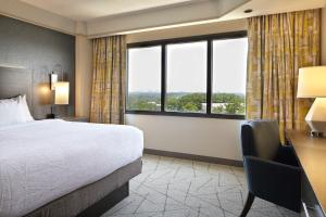 King Suite with City View - Hearing Accessible/Non-Smoking
