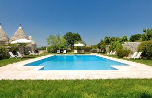 Abate Masseria & Resort, Vidiecke domy  Noci - big - 1