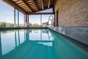 Country House Ca' Brunello, Holiday homes  Urbino - big - 12