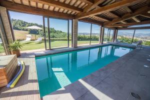 Country House Ca' Brunello, Holiday homes  Urbino - big - 13