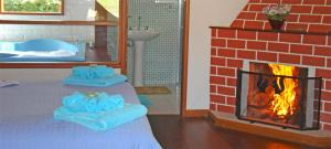 Chalet Deluxe with Spa Bath