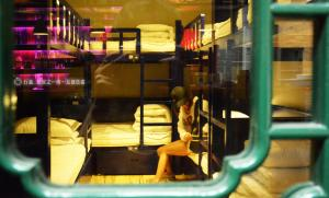 Chinese Mainland Citizens - First Floor-Bunk Bed in Female Dormitory Room