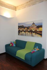 Lungotevere Apartment Rome - abcRoma.com