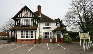 The Star Inn in Woking, Surrey, England