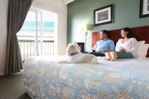 King Room with Ocean View - Beachfront
