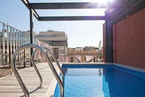 Foto Apartment Barcelona Rentals - Pool Terrace in City Center