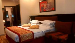 Rose Garden Hotel, Hotels  Riad - big - 62