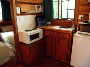 Self-catering Log Cabin