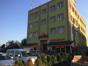 Restaurant and Hotel Complex LOMAKINA, Hotels  Kiev - big - 34