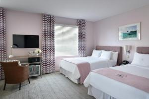 Family Junior Suite with Two Double Beds