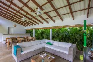 Arganama Guesthouse, Chaty  Playa Coronado - big - 16