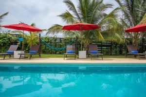 Arganama Guesthouse, Chaty  Playa Coronado - big - 14