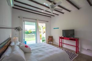 Arganama Guesthouse, Chaty  Playa Coronado - big - 45