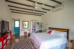 Arganama Guesthouse, Chaty  Playa Coronado - big - 46